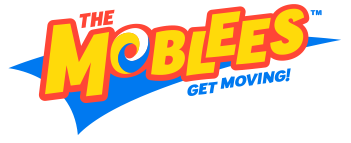 The Moblees - Get Moving! (logo)